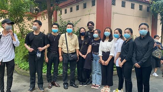 Lễ tang cố nghệ sĩ Chí Tài: Huy động 100 bảo vệ, 80 tình nguyện viên thắt chặt an ninh - Ảnh 3