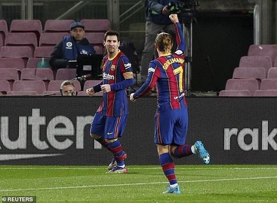 """Messi khẳng định """"đẳng cấp"""", Barcelona tìm lại cảm giác chiến thắng - Ảnh 1"""
