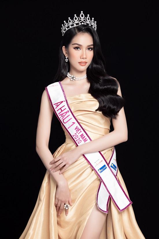 """Cận cảnh nhan sắc """"thăng hạng"""" của Hoa hậu Đỗ Thị Hà cùng 2 Á hậu trong bộ ảnh mới toanh - Ảnh 5"""