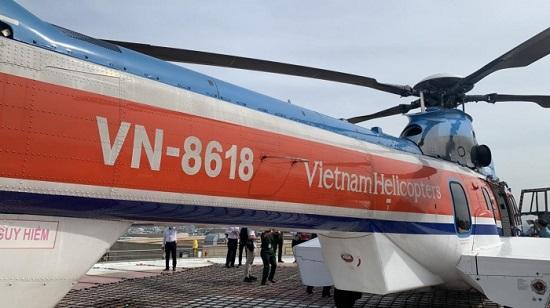Cận cảnh sân bay trực thăng cấp cứu đầu tiên được cấp phép ở Việt Nam  - Ảnh 3
