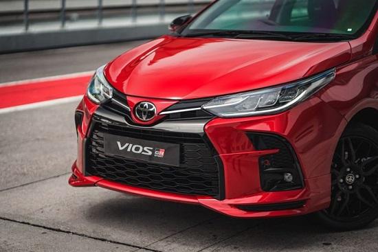 Toyota Vios 2021 bản thể thao bất ngờ lộ diện, giá từ 558,8 triệu đồng - Ảnh 4