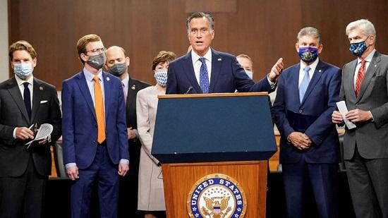 Nhóm nghị sĩ Mỹ đề xuất gói cứu trợ COVID-19 trị giá 908 tỷ USD  - Ảnh 1