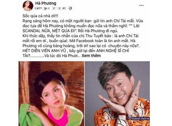 """""""Ca sĩ người Việt giàu nhất thế giới"""" Hà Phương tặng gần 1,2 tỷ vào quỹ từ thiện của cố nghệ sĩ Chí Tài  - Ảnh 4"""