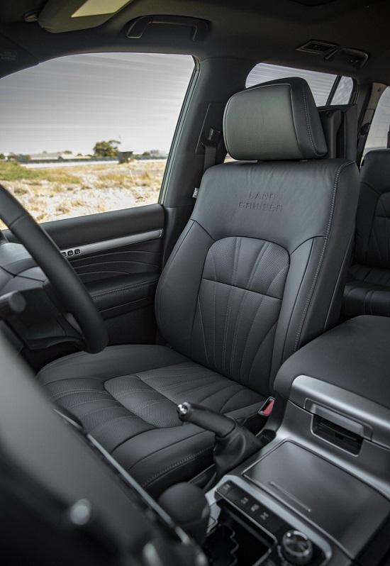 Toyota Land Cruiser Horizon phiên bản giới hạn chỉ 400 chiếc có gì đặc biệt? - Ảnh 3