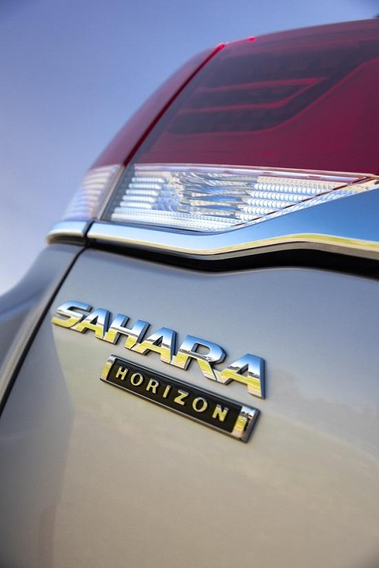 Toyota Land Cruiser Horizon phiên bản giới hạn chỉ 400 chiếc có gì đặc biệt? - Ảnh 2