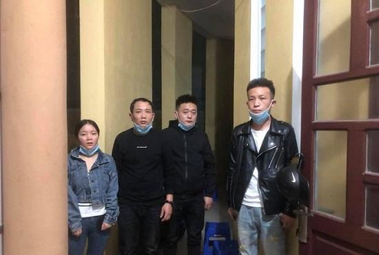 Phát hiện 4 người Trung Quốc nhập cảnh trái phép vào Việt Nam  - Ảnh 1