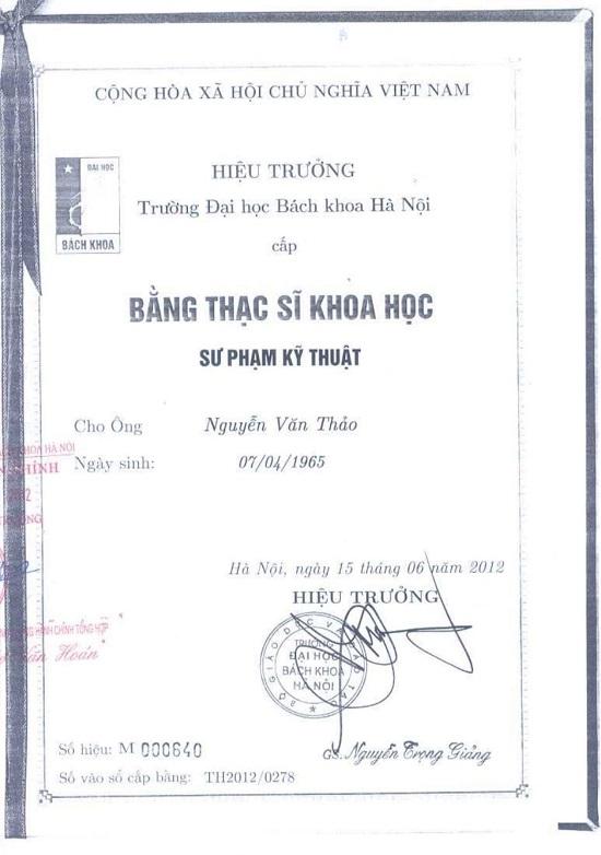 """Chuyện """"lạ"""" tại Hà Nội: Không có bằng THPT nhưng vẫn làm giảng viên - Ảnh 1"""