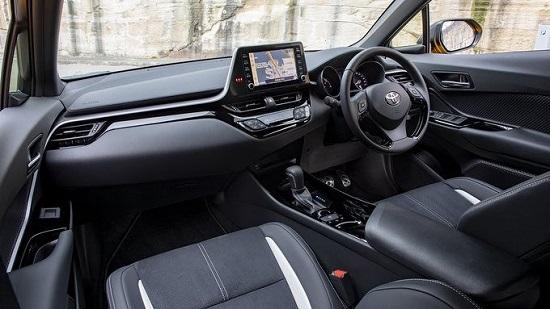 Toyota C-HR GR Sport 2021 chính thức ra mắt, giá từ 637 triệu đồng  - Ảnh 2