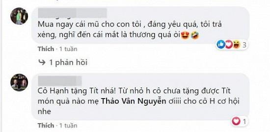 """Con trai MC Thảo Vân được """"người bí mật"""" gửi quà sau khi không dám mua đồ đắt tiền  - Ảnh 3"""