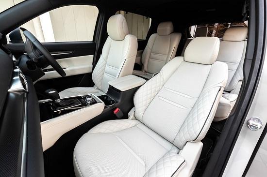 """""""Soi"""" mẫu Mazda CX-8 2021 siêu sang, giá từ 1,05 tỷ đồng  - Ảnh 2"""