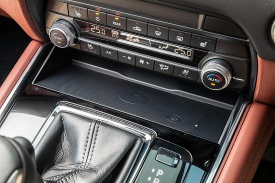 """""""Soi"""" mẫu Mazda CX-8 2021 siêu sang, giá từ 1,05 tỷ đồng  - Ảnh 3"""