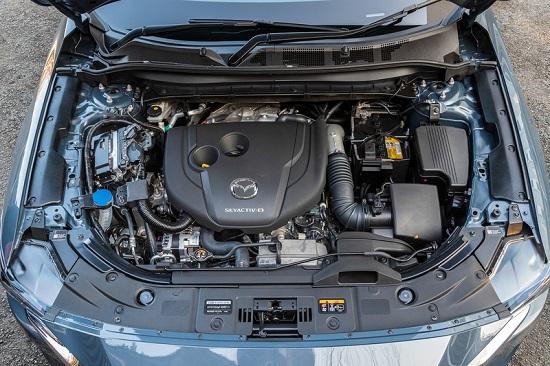 """""""Soi"""" mẫu Mazda CX-8 2021 siêu sang, giá từ 1,05 tỷ đồng  - Ảnh 4"""