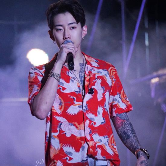Jay Park tham gia gameshow về rap của Trung Quốc với tư cách nhà sản xuất   - Ảnh 3