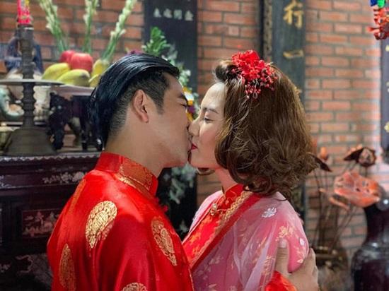 Hoàng Mập và Huy Khánh tranh cãi dữ dội vì bài đăng chúc mừng sinh nhật Ngọc Lan  - Ảnh 1
