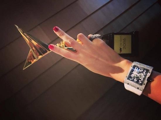 """Khám phá gia thế """"khủng"""" của BTV Ngọc Trinh, sở hữu bộ sưu tập siêu xe và đồng hồ tiền tỷ - Ảnh 5"""