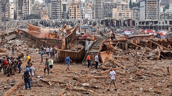 Cộng đồng quốc tế đề nghị hỗ trợ Lebanon sau vụ nổ thảm khốc khiến gần 4.000 người thương vong - Ảnh 6