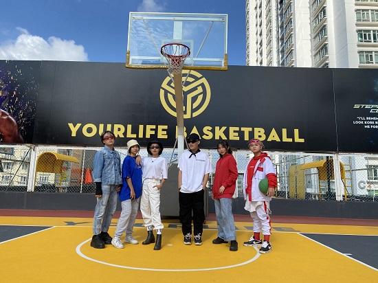 Kenji 'King Of Rap' viết rap trong 30 phút, khích lệ tinh thần vận động viên bóng rổ - Ảnh 3