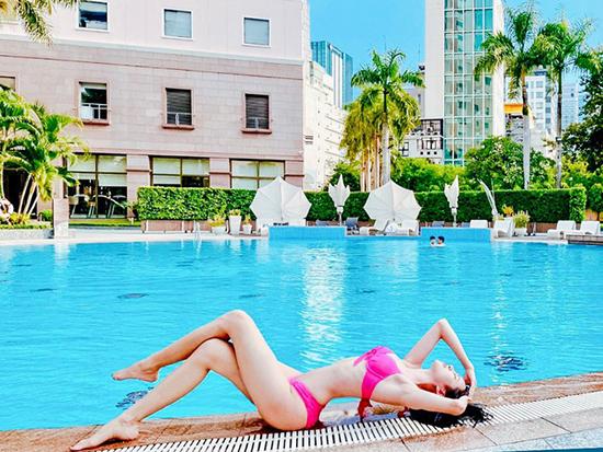 """Cô gái chân dài 1,21m thi Hoa hậu Việt Nam 2020, sở hữu nụ cười tỏa nắng """"đốn tim"""" người nhìn  - Ảnh 5"""
