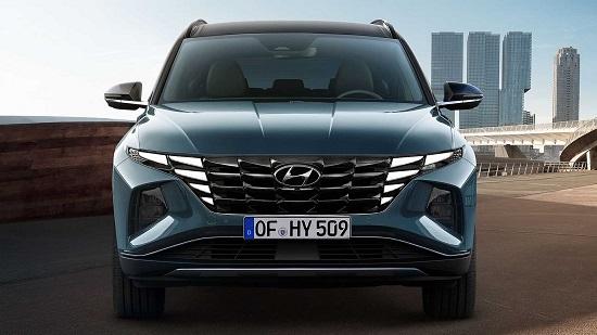 Huyndai Tucson 2021 ra mắt với thiết kế hoàn toàn mới, gây sức ép lên Honda CR-V và Mazda CX-5  - Ảnh 2