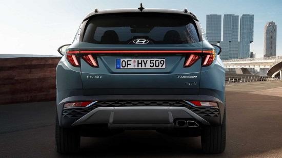 Huyndai Tucson 2021 ra mắt với thiết kế hoàn toàn mới, gây sức ép lên Honda CR-V và Mazda CX-5  - Ảnh 3