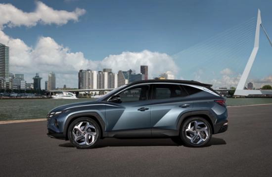 Huyndai Tucson 2021 ra mắt với thiết kế hoàn toàn mới, gây sức ép lên Honda CR-V và Mazda CX-5  - Ảnh 4