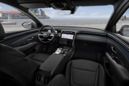 Huyndai Tucson 2021 ra mắt với thiết kế hoàn toàn mới, gây sức ép lên Honda CR-V và Mazda CX-5  - Ảnh 5