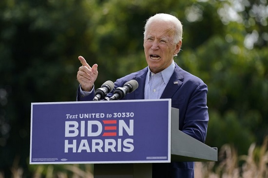 """Ông Biden thành lập đội ngũ pháp lý """"sừng sỏ"""" chuẩn bị cho bầu cử Tổng thống Mỹ 2020  - Ảnh 1"""