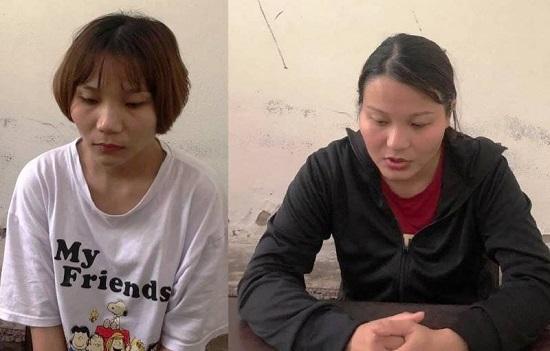 """Bắt giữ 2 """"nữ quái"""" đưa người sang Trung Quốc cấy bào thai giá hơn 300 triệu  - Ảnh 1"""