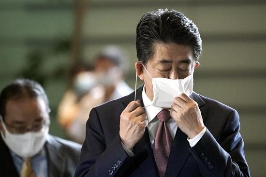 Nội các của Thủ tướng Shinzo Abe đồng loạt từ chức - Ảnh 1