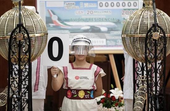 """Mexico tạo ra 100 triệu phú nhờ """"xổ số chuyên cơ tổng thống"""" - Ảnh 2"""