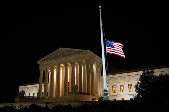 Nguyện vọng cuối trước khi qua đời của nữ thẩm phán Tòa án Tối cao Mỹ  - Ảnh 3