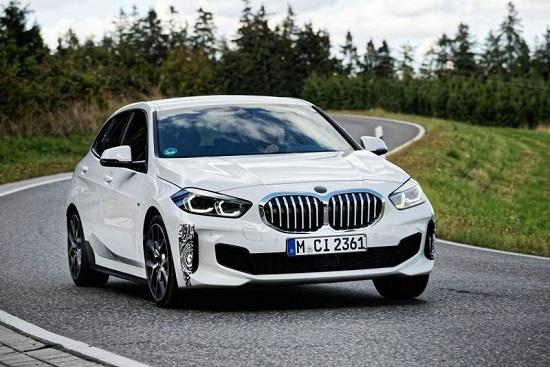 """BMW 128ti ra mắt, đối thủ """"đáng gờm"""" của Honda Civic  - Ảnh 2"""