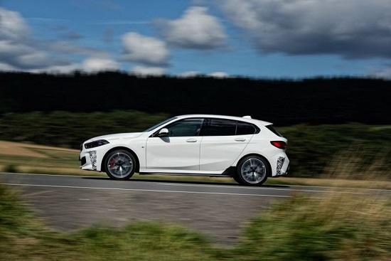 """BMW 128ti ra mắt, đối thủ """"đáng gờm"""" của Honda Civic  - Ảnh 3"""