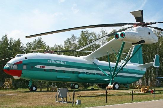Chiêm ngưỡng trực thăng lớn nhất mọi thời đại, kỳ quan kỹ thuật của Liên Xô  - Ảnh 2