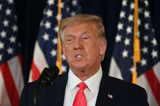 """Tổng thống Trump: """"Nếu tôi thua, các bạn sẽ không còn nhìn thấy tôi nữa..."""" - Ảnh 1"""