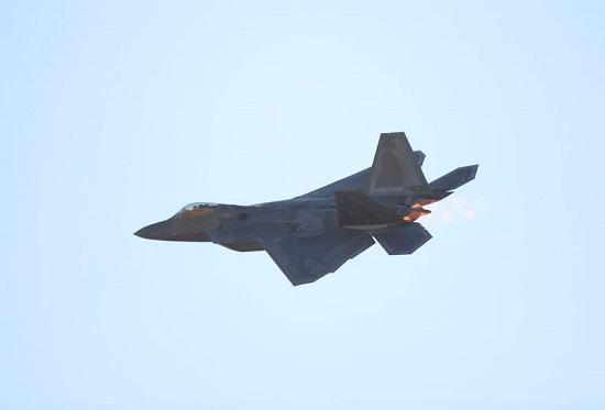 """Hé lộ chiến đấu cơ """"mới toanh"""" được không quân Mỹ bí mật phát triển  - Ảnh 1"""