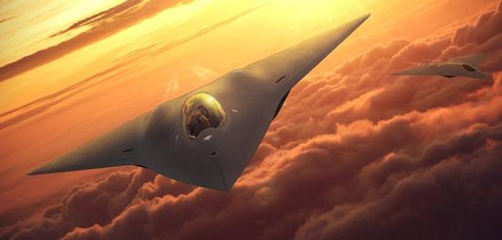 """Hé lộ chiến đấu cơ """"mới toanh"""" được không quân Mỹ bí mật phát triển  - Ảnh 2"""