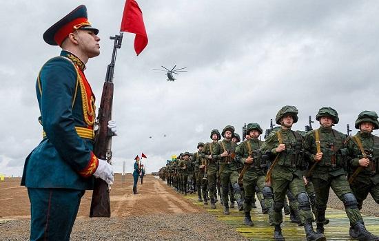 Nga tập trận chiến lược quy mô lớn với hơn 80.000 người tham gia - Ảnh 1