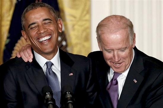 """Cựu Tổng thống Mỹ Obama công khai số điện thoại để """"kéo"""" phiếu bầu cho ông Biden  - Ảnh 1"""