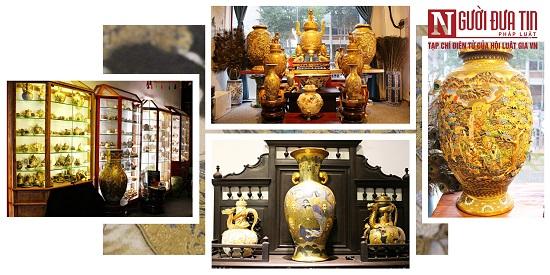 """Bí mật hành trình sưu tập cổ vật """"đẳng cấp thế giới"""" của nhà sưu tầm Sài thành - Ảnh 2"""