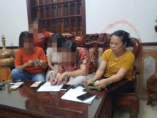 Nghi lừa bán đất rồi ôm tiền bỏ trốn ở Ninh Bình: Có dấu hiệu đường dây lừa đảo - Ảnh 1