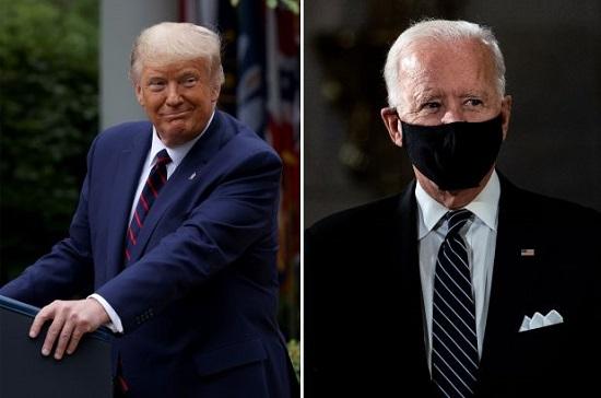 """Tổng thống Donald Trump """"thách"""" ông Joe Biden xét nghiệm ma túy  - Ảnh 1"""