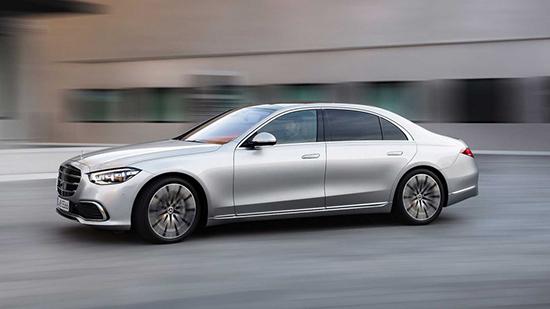 Mercedes-Benz S-Class 2021 chính thức ra mắt  - Ảnh 1