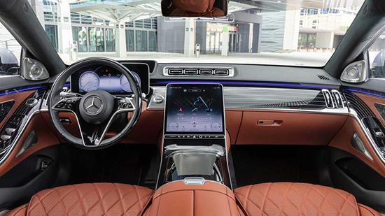 Mercedes-Benz S-Class 2021 chính thức ra mắt  - Ảnh 2