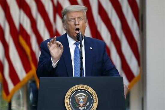 Mỹ sẽ không trả nợ WHO khoản tiền hơn 60 triệu USD - Ảnh 1