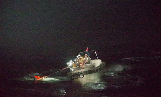Nhật Bản: Chìm tàu chở 43 thủy thủ và gần 6.000 gia súc - Ảnh 1