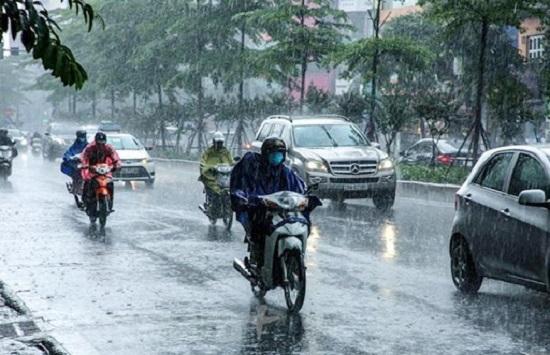 Miền Bắc đón đợt không khí lạnh mới, mưa to trên diện rộng - Ảnh 1