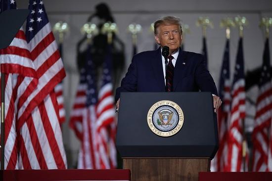 Tổng thống Trump dùng YouTube làm vũ khí bí mật trong bầu cử 2020 - Ảnh 1
