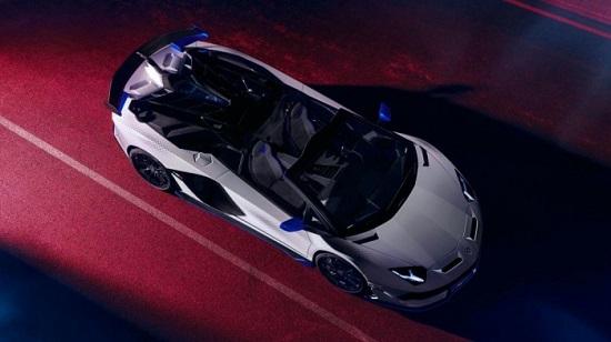 Hàng hiếm Lamborghini Aventador SVJ Roadster ra mắt với số lượng chỉ 10 chiếc trên toàn thế giới  - Ảnh 1