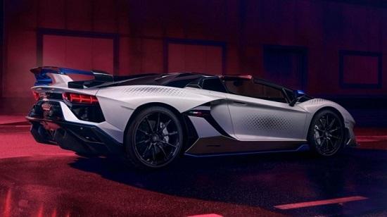 Hàng hiếm Lamborghini Aventador SVJ Roadster ra mắt với số lượng chỉ 10 chiếc trên toàn thế giới  - Ảnh 3